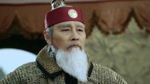 Choe Yeong as depicted in KBS's Jeong DoJeon
