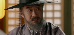 Choe Yeong as depicted in Six Flying Dragons